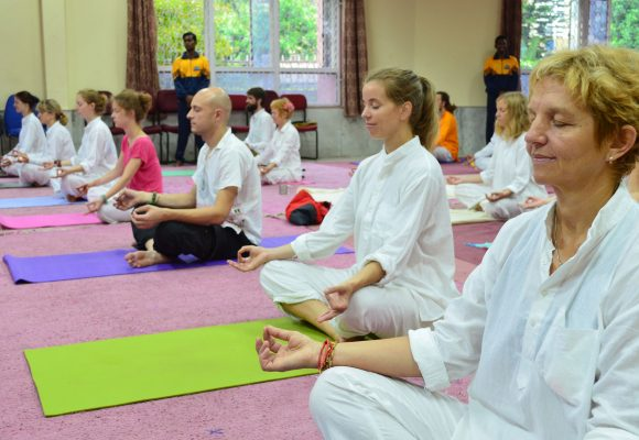 200-Hour Traditional Yoga Teacher Training at DSVV Haridwar