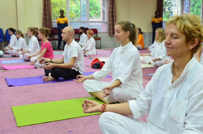200-Hour Traditional Yoga Teacher Training at DSVV Haridwar
