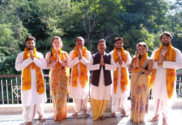 200-Hour Traditional Yoga Teacher Training at  Haridwar