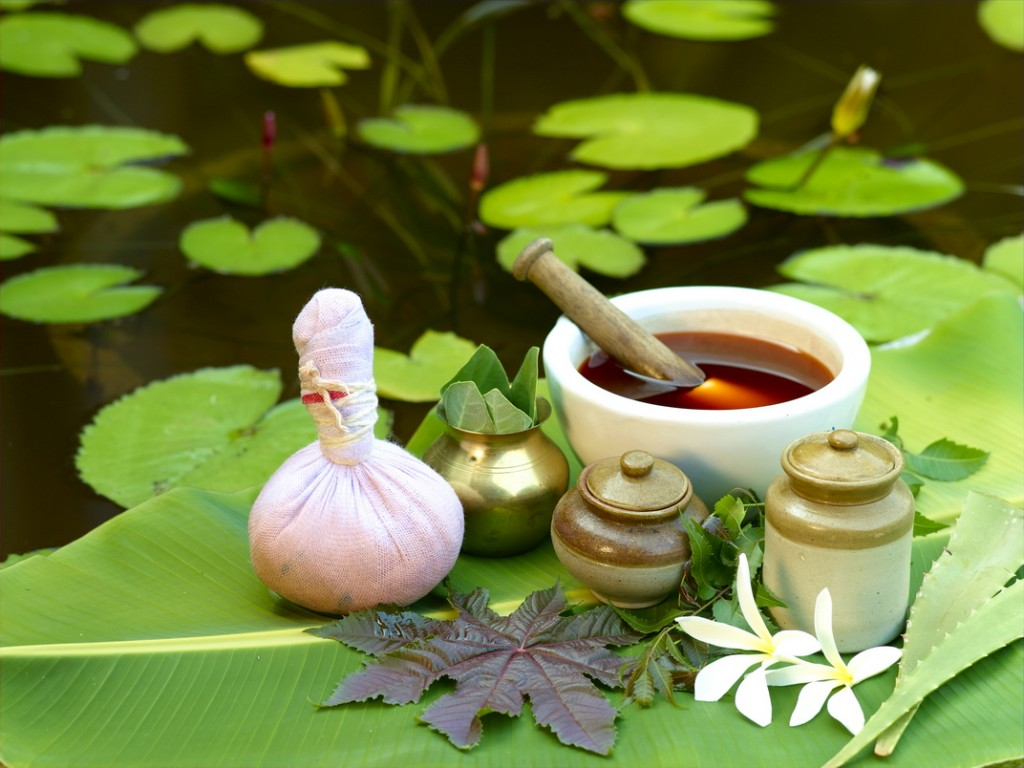 ayurveda beauty treatment