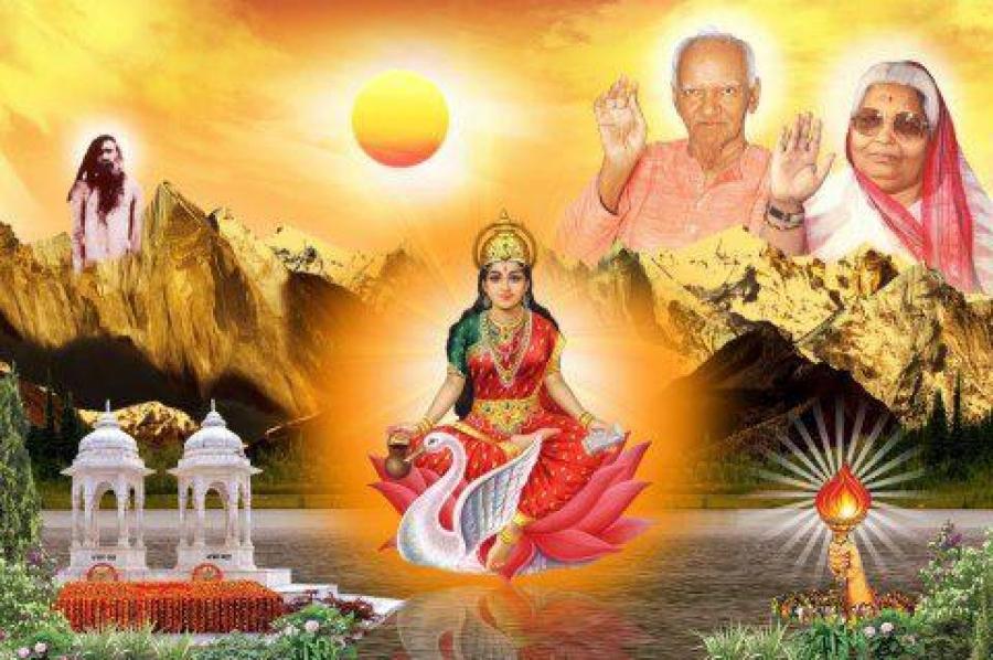 guru ji mata ji - 2019 Traditional Yoga Teacher Training School Rishikesh |  Best YOGA TTC India | Yoga Retreat