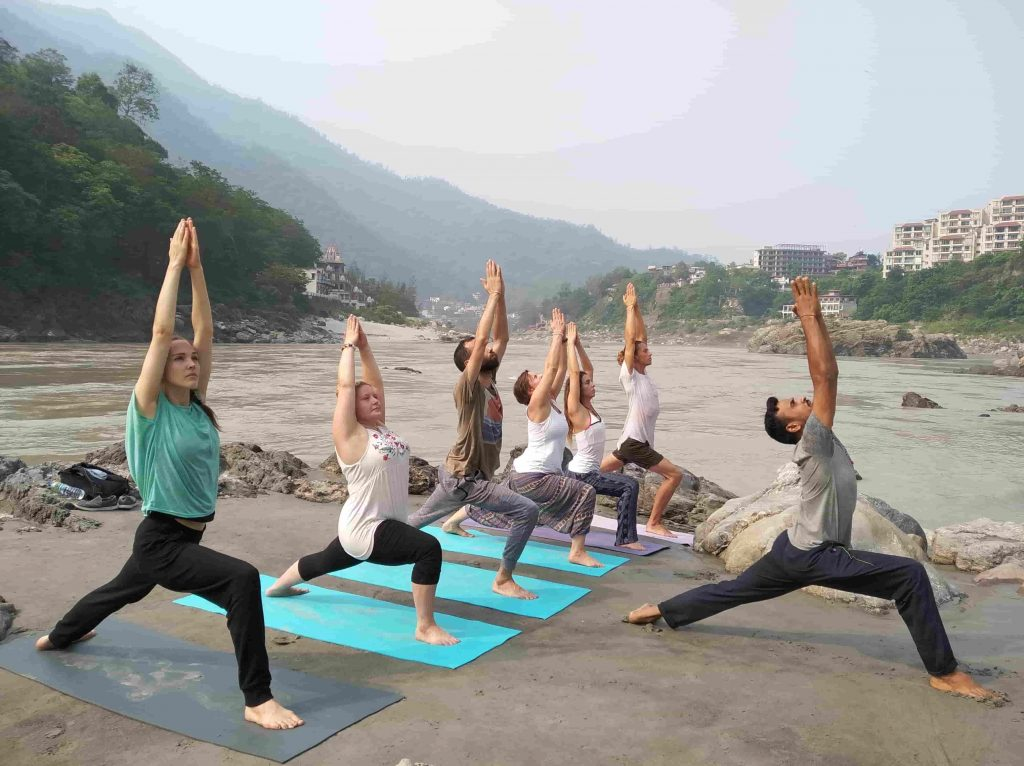 2019 Traditional Yoga Teacher Training School Rishikesh Best Yoga