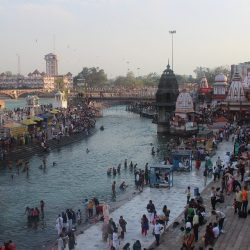 HARIDWAR INDIA: HATHA YOGA TEACHER TRAINING 200 HOURS