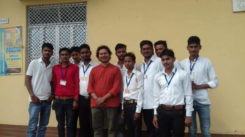 Yoga & Personality Development Program at PIITR Bahorikpur, Pratapgarh